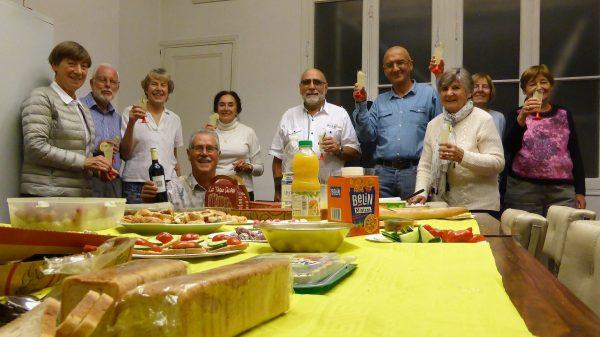 BORDEAUX-BRISTOL Association: Welcome to Teresa &David, members of the BRISTOL-BORDEAUX PARTNERSHIP