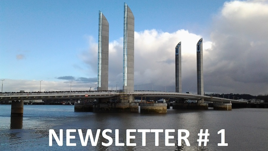Newsletter N°  1 / 2013