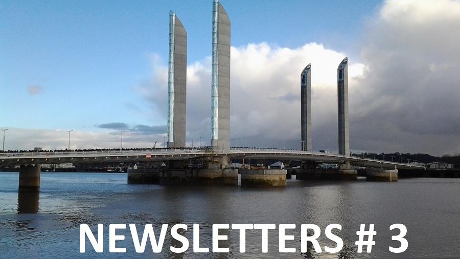 Newsletter N°3 / 2013-2014