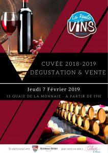 La Route des Vins 2019